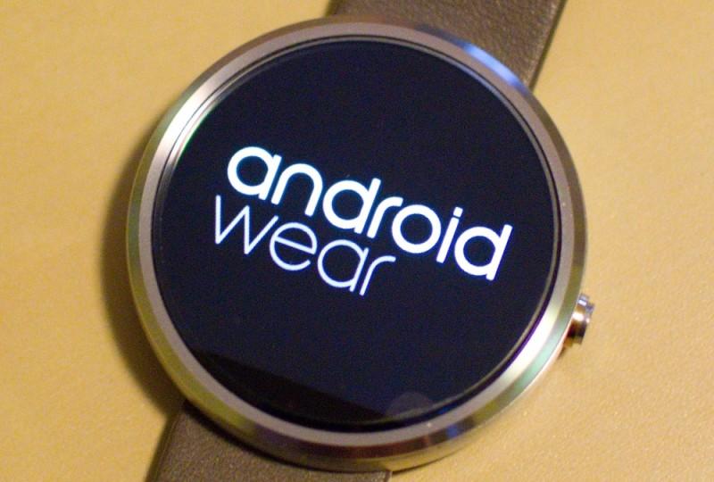 Android Wear Moto 360 ikona