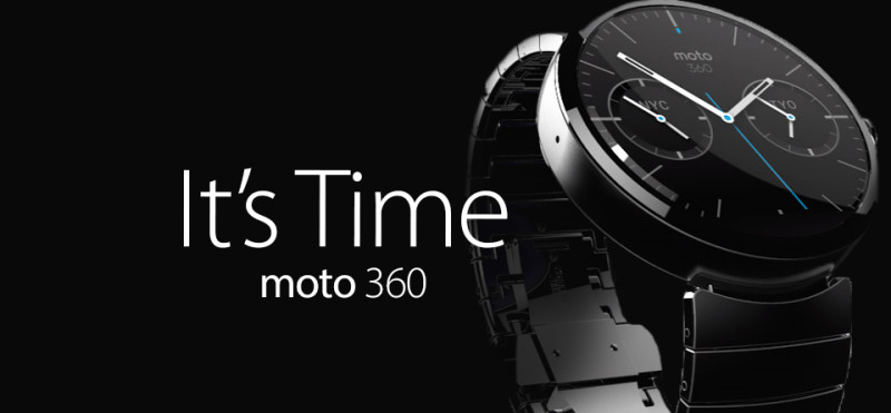 Moto 360 Its Time